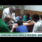 Congres Internaţional pentru Studenţi şi Tineri Medici MEDIS 2013