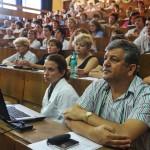 Intalnire pe tema infectiilor intraspitalicesti la Timisoara / FOTO