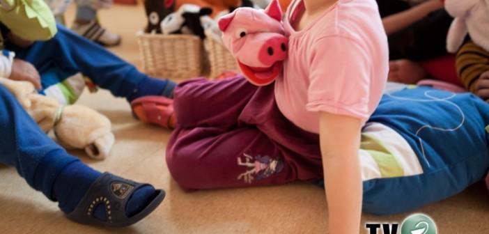 camera de joaca pentru copii spitalizati