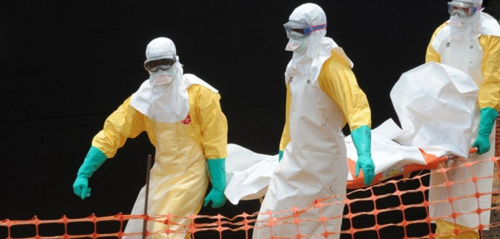 epidemie de Ebola, ciuma