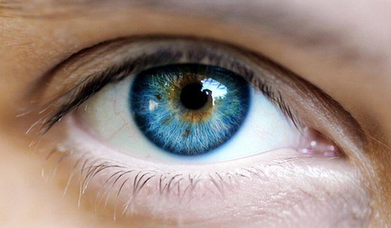 Ochi caprui cu verde