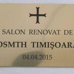 Salon de Terapie Intensiva de la Spitalul Victor Babes Timisoara, renovat cu ajutorul Ordinului Cavalerilor Templieri (VIDEO)