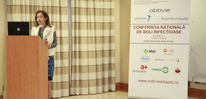 Conferinta Nationala de Boli Infectioase – Timisoara (VIDEO)