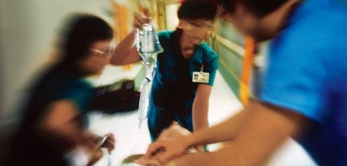 Asistenta medicala de urgenta de Rusalii