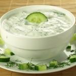 Retete sanatoase – sos Tzatziki