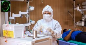 vaccin ebola, COVID