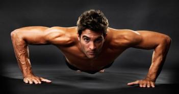 corpul masculin