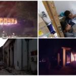 Imagini infricosatoare cu spitalul bombardat in greseala (VIDEO)