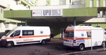 Spitalul Judetean Timisoara, prelevare