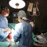 Interventie extraordinara, in premiera nationala prima operatie de mielomeningocel (spina bifida) unui bebelus nenascut (VIDEO)