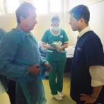 Colectiv: Primul pacient evacuat aerian si grefe de piele aduse in tara