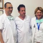 Mihai Ciobanu, de la Spitalul de Arsi din Bucuresti, pleaca la spitalul Sheba – Tel Ha Shomer din Israel