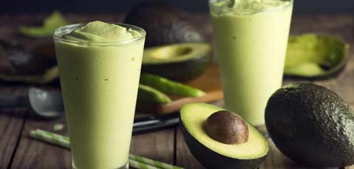 shake avocado