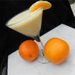 Retete sanatoase: Smoothie din banana si portocala