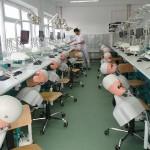 Laborator de simulatoare stomatologice, unic in Romania la UMF Timisoara (VIDEO)