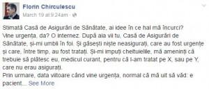 anunt medic