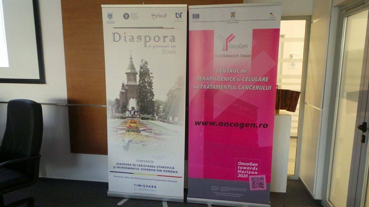 Diaspora si Prietenii sai 2016