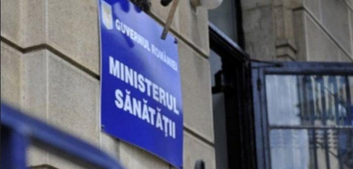 ministerul sanatatii