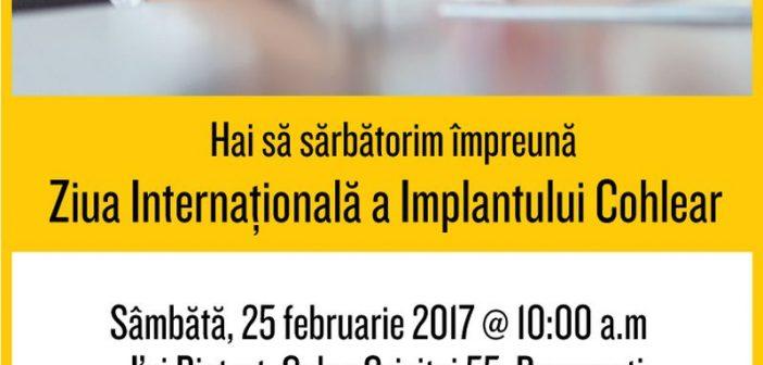 """Ziua Internationala a Implantului Cohlear. Povestea celor care au avut sansa sa """"auda"""" lumea, datorita tehnologiei implantului cohlear"""
