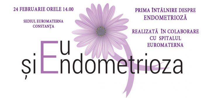 Eu si Endo – eveniment dedicat pacientelor cu endometrioza