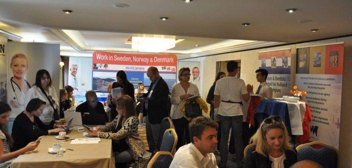 Sute de job-uri pentru Personalul Medical, in acest weekend la Bucuresti
