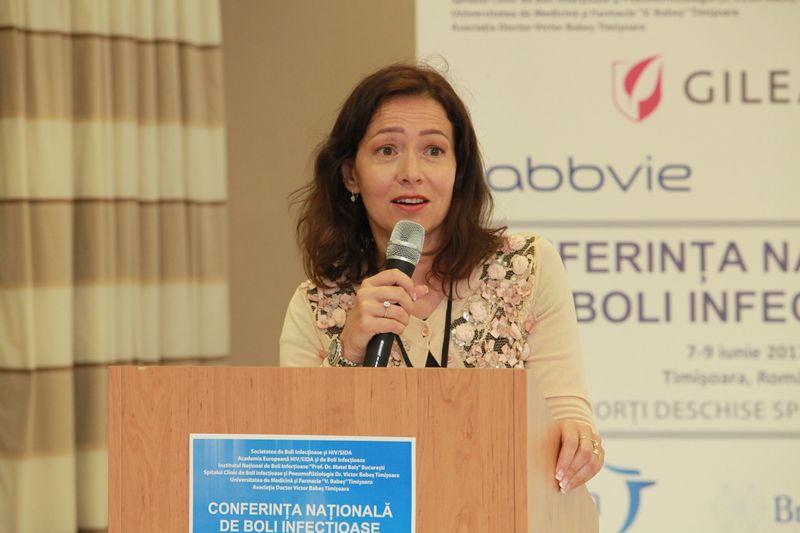 Conferinta Natioanala de Boli Infectioase