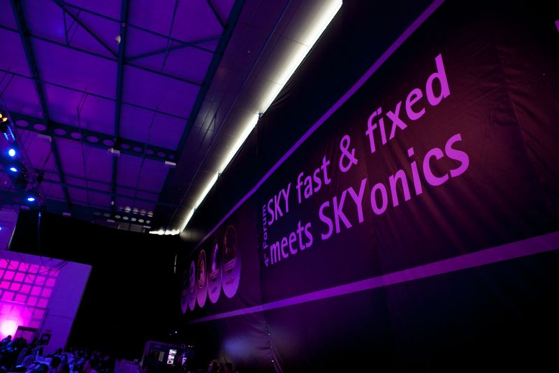 SKY fast & fixed