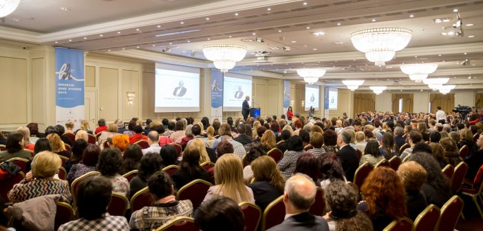 Peste 500 de invitați la Romanian Hand Hygiene Days 2018