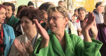 Protest Spitalul Judetean