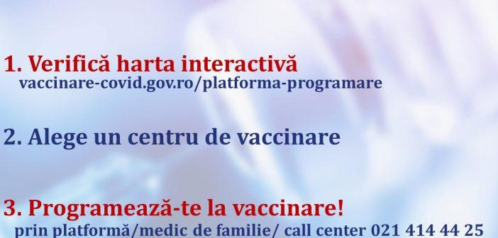 Incepe vaccinarea la liber cu AstraZeneca, fara programare pe platforma