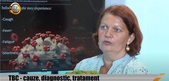 TBC – cauze, diagnostic, tratament
