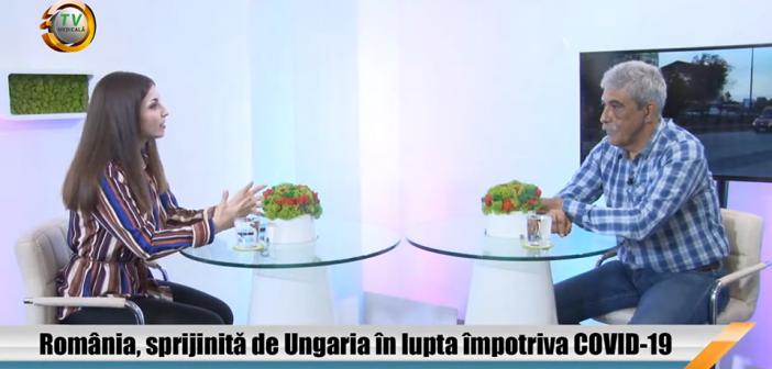 România, sprijinită de Ungaria în lupta împotriva COVID-19 (VIDEO)